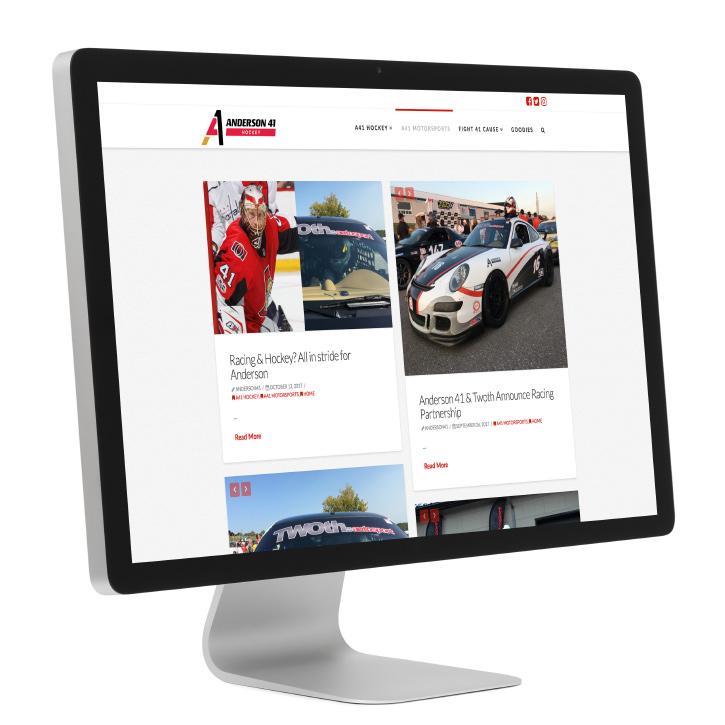 A41 Website